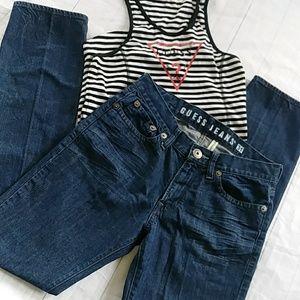 Guess Brit Rocker Jeans EUC